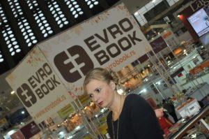 Na sajmu knjiga sa Ljiljanom Šarac