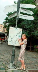 Ljiljana Šarac autorka romana ,,Gde sam to pogrešila?''