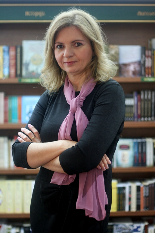 Ljiljana Šarac savetuje