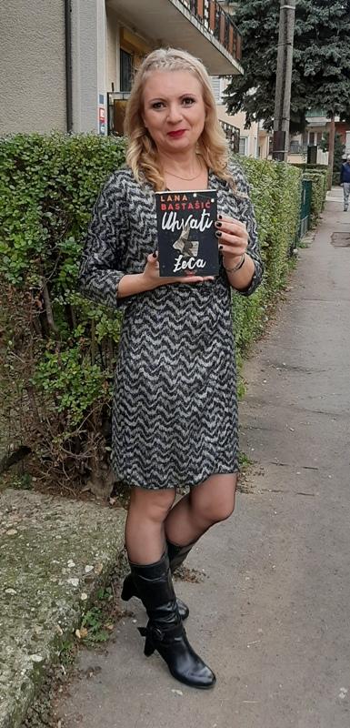 Ljiljana Šarac vam preporučuje knjigu koja joj se dopala