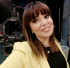 Urednica TV Kopernikus Nataša Femić