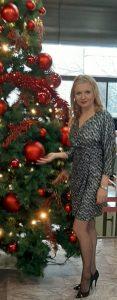 Pisac Ljilajana Šarac piše Deda Mrazu