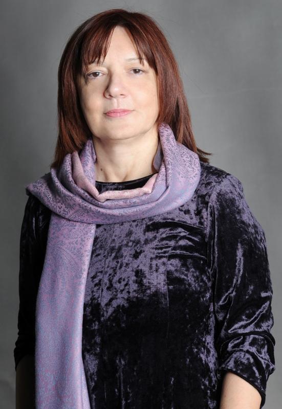 Roksanda Ignjatović, bibliotekar u OŠ ,,Stefan Dečanski'' i predsednica Udruženja školskih bibliotekara Srbije