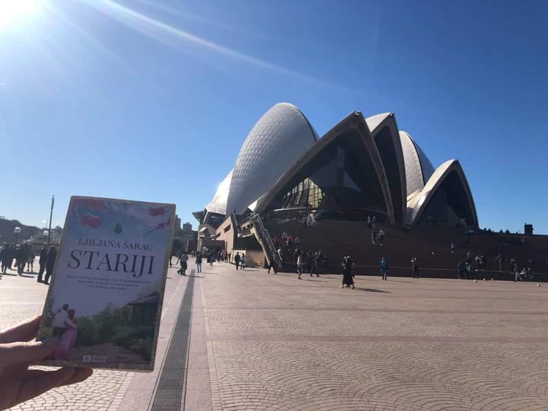 Roman Stariji Ljiljane Šarac u Sidneju