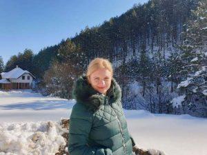 Ljiljana Šaarc autorka romana Zlatna žila