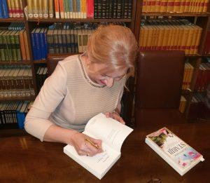 Promocija romana Stariji u Čajniču Ljiljane Šarac
