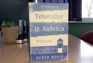 ,,Tetovažer iz Aušvica''' - Heder Moris