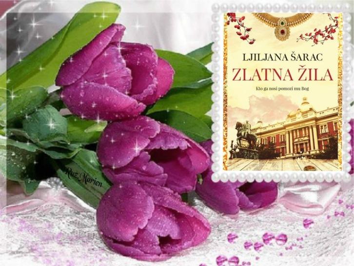Roman Zlatna žila, Ljiljana Šarac