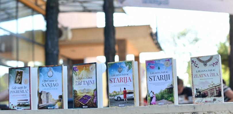 Prodaja knjiga Ljiljane Šarac