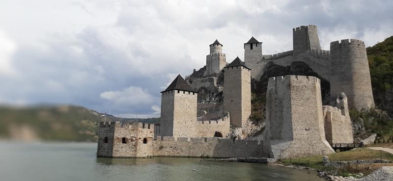 Golubačka tvrđava, 2020.