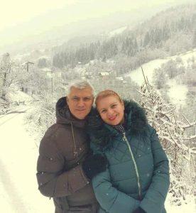 Zoran i Ljiljana Šarac u Čajniču
