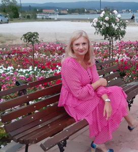 Ljiljana Šarac - autorka i junakinja priće ,,Žute ruže''