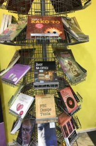 Knjiga ,,Život na Crticu''u Jugotonu